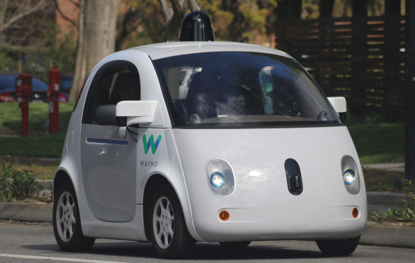 waymo self-driving
