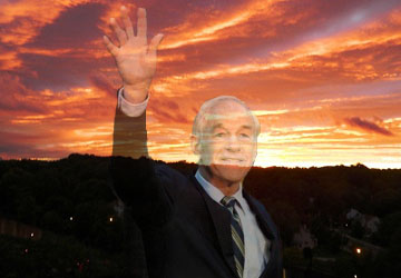 ron paul goodbye