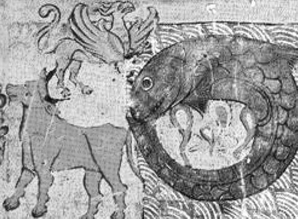 leviathan ziz behemoth