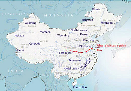 Floods and Droughts Causing Major Crop Problems in China | Financial ...