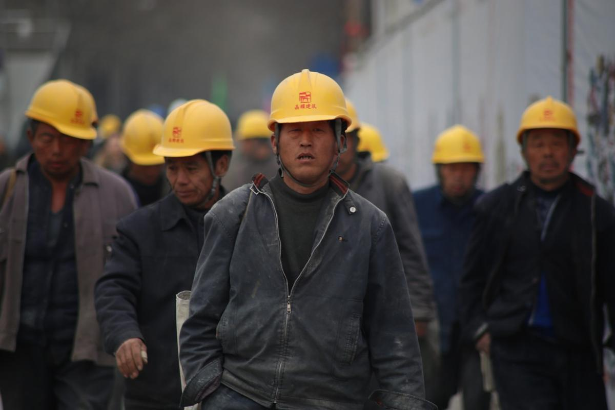 chinese workers
