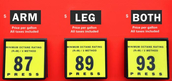 gas price shock