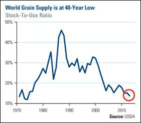 Bullish Trends in the Global Agriculture Sector | Financial Sense