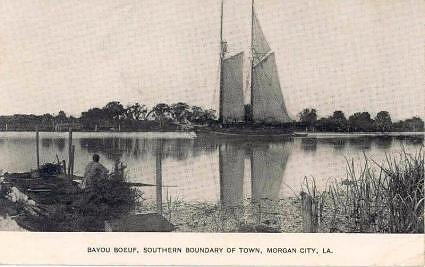 Bayou Boeuf