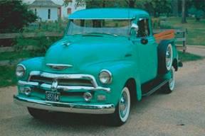 1954 Chevrolet Series 3100 half-ton pickup