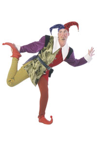 posing, joker, pose, male, caucasian, jester. fotosearch - search stock photos, pictures, images, and photo clipart