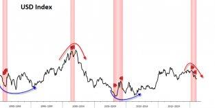 dollar bear market