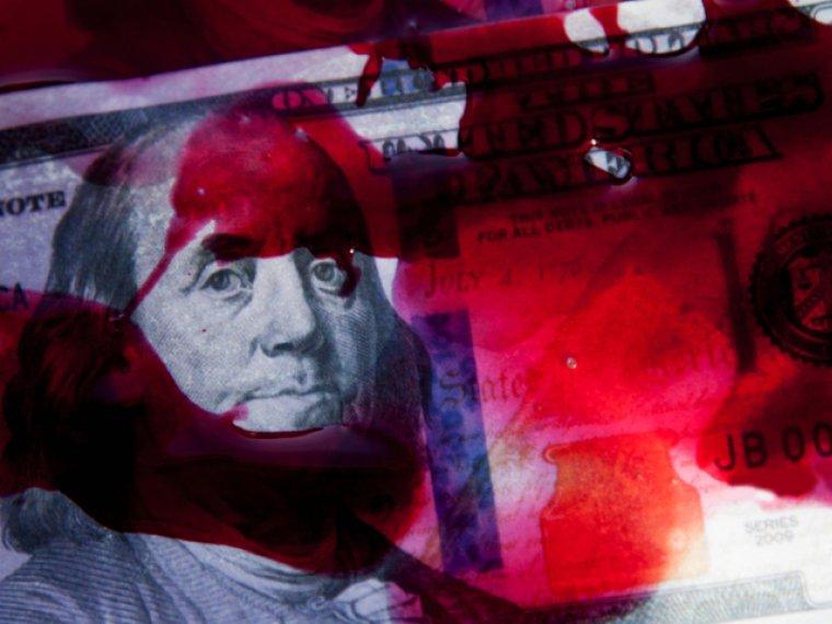 red dollars